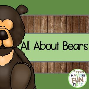All About Bears
