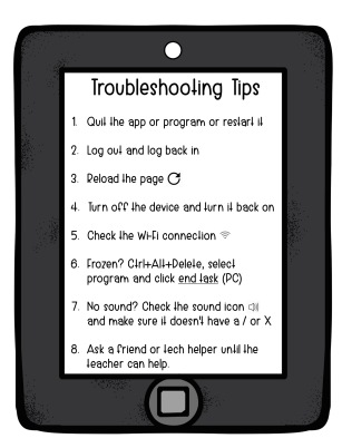 troubleshooting tips full size