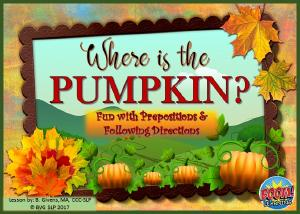 Where is the Pumpking