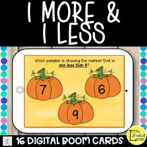 1 more & 1 less by Little Sherbet Lemon